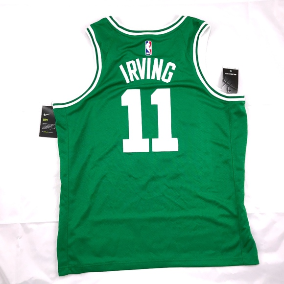 online store ca417 50128 Nike NBA Boston Celtics Kyrie Irving Away Jersey